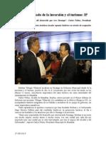 27.08.2014 Comunicado Esteban, Aliado de La Inversión y El Turismo IP