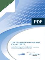 Flyer European Dermatology Forum2015