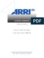 Arri Lighting Handbook - English Version