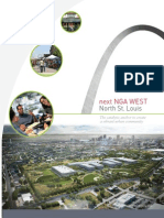 Next NGA West City of St. Louis Briefing Book