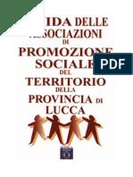 Guida Delle Associazioni Di Promozione Sociale Del Territorio Della Provincia Di Lucca 2002 Copy