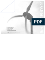 Skystream Manual Turbina