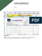 Ejercicio Tablas Combinadas en Excel