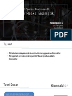 PPT Bioreaktor Enzim