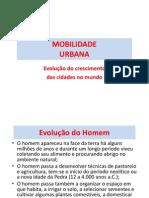 10. Evolução Das Cidades e Mobilidade Urbana.2015