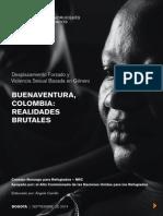 Buenaventura, Colombia Realidades Brutales