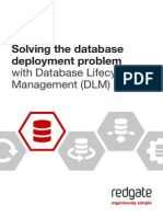 Solving Database Deployment Dlm