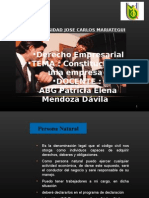 2012 6 Como Constituir Una Empresa