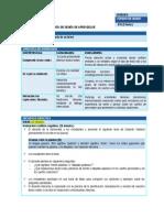 COM - U6 - 5to Grado - Sesion 04.doc