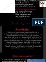 Reporte Bioseguridad Granja Avicola. Cesar Aquino Galvan. Gpo. 4