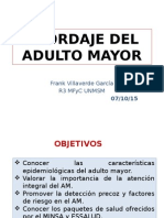 Abordaje Del Adulto Mayor