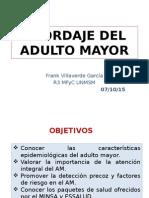 Abordaje Del Adulto Mayor
