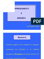 04 Appr. e Memoria