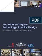 FDA Heritage Interior Design Handbook July 13