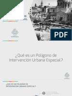 Polígonos de Intervención Urbana Especial Guadalajara