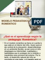 Modelo Pedagógico Romántico.pptx