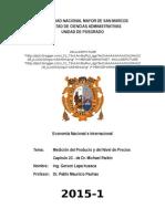 Tarea 9-Cap23 Medicion Del Producto y Nivel de Precio-Parkin