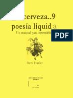 La Cerveza Poesia Liquida Un Manual Para CervesiƭFilos Steve Huxley - Copia (1) (1)