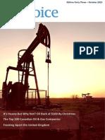 OilVoice Magazine - Edition 43