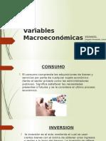 Variables Macroeconómicas Peru