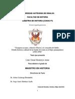 Estudio Histórico-cultural de Las Bandas de Viento en El Bajío Guanajuatense - Luis Omar Montoya Arias