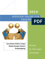 Supplier Online for Dropshipping