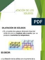 Dilatacion l,s,V _ Daniel