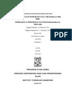 Laporan Praktikum Kimia Organik_luh Wayan Ari Sawitri_10614030