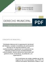 Derecho Municipal - 1