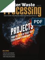 WaterWaste Processing - February 2015