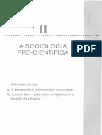 Costa-Cristina-PARTE 02 - A Sociologia Pré-Científica