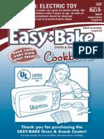 Easy Bake Cookbook