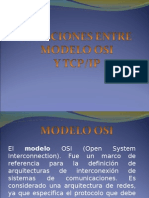 El Modelo OSI (Open System Interconnection). Fue