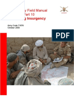 British Army Field Manual - Counterinsurgency 2009