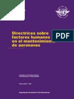 Factores Humanos en Mantenimiento Editado