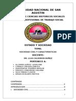 SOCIEDAD CIVIL DEL PERÚ