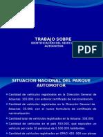 40907064 Identificacion Del Vehiculo Automotor Paraguay