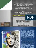 Diapositiva Ciencia y Epistemologia