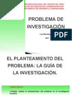 Planteamient Odel Problem A