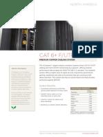 NCompass CAT6Plus FUTP Datasheet