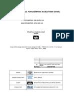 (r1) Design Document No - 4-726-25!33!108 e.s.p. Control Room.xls