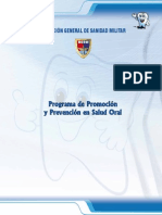 Manual de Salud Oral DGSM