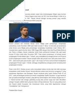Profil Dan Biodata Eden Hazard
