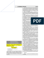 D S N 016-2009-MTC Reglamento Macional de Tránsito - CódigoTránsito