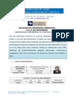 2015-CV Curriculum vitae modelo