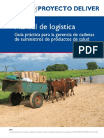 Manual de Logística