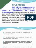 unidad I Administracion CPD