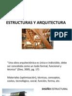 -Estructura y Arquitectura