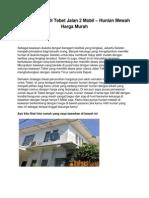 Dijual Rumah Di Tebet Jalan 2 Mobil – Hunian Mewah Harga Murah - www.antara-sumbar.com