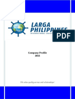 Larga International Logistic Inc